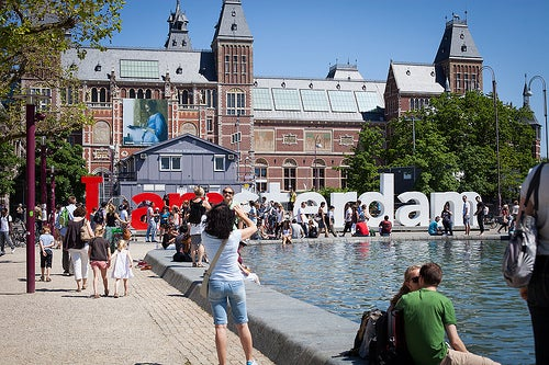 Ámsterdam, la Casa de Ana Frank y el Museo Van Gogh