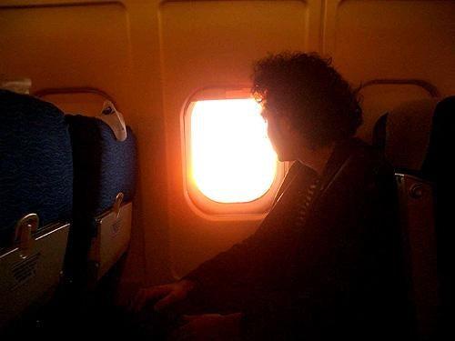 Entretenimiento para hacer más llevadero el viaje en avión