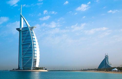 Dubái, el edificio más alto del mundo y el único hotel 7 estrellas