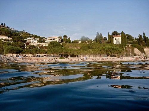 La Costa Azul, paraíso de los famosos