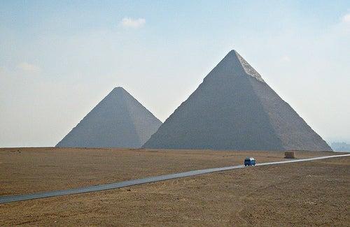 Las Pirámides de Egipto, viaje de magia y misterio