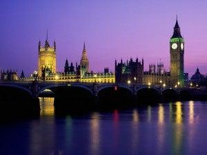Londres, capital cultural de Europa