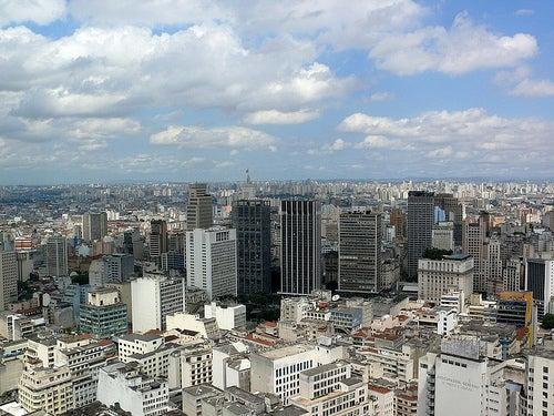 San Paulo, la impresionante metrópolis brasileña