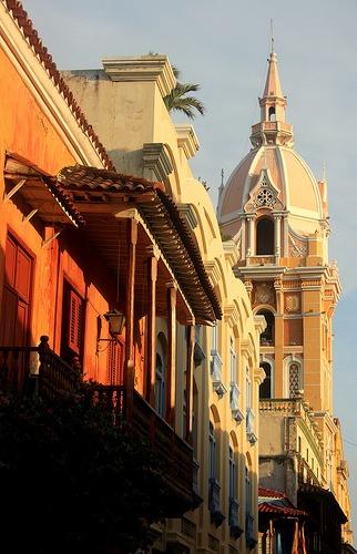 Cartagena de indias colombia - Arquitectura cartagena ...