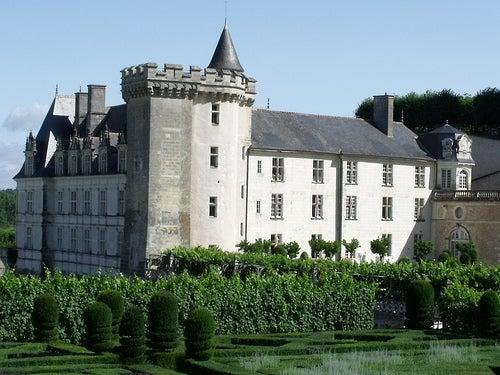 Castillos de cuento en Francia