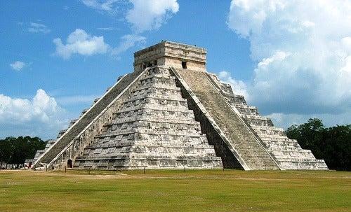las-ruinas-de-Chichén-Itzá