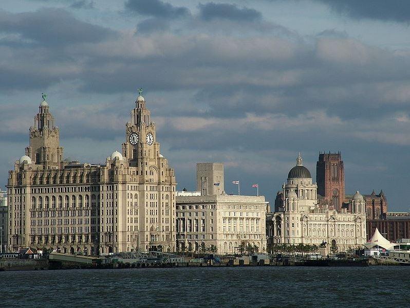 Liverpool, metrópolis inglesa