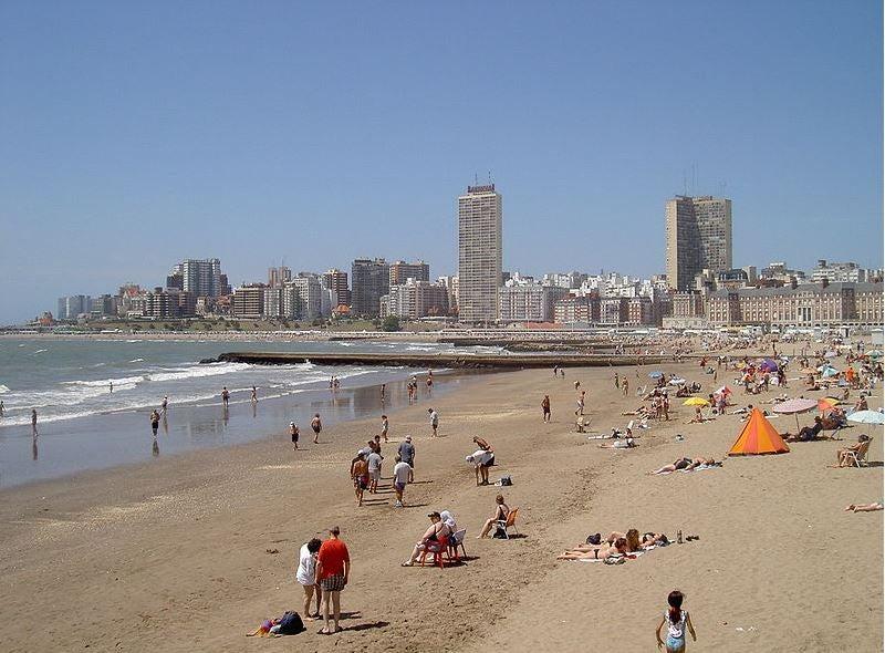 Mar del Plata, el balneario ideal