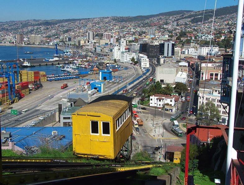 Valparaíso, el puerto cultural de Chile