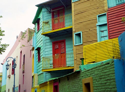 La Boca, un barrio de Buenos Aires con sabor a tango