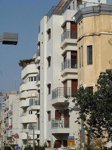 Ciudad Blanca de Tel Aviv