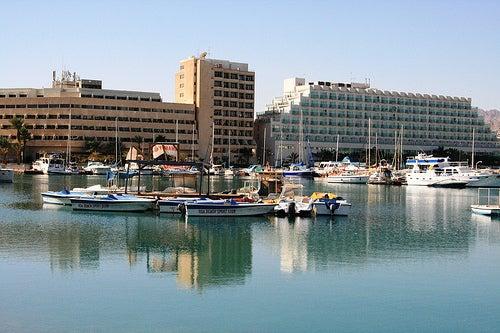 Eilat, un paraíso sobre el Mar Rojo en Israel