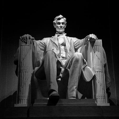 El Monumento a Lincoln, en Washisngton D.C.