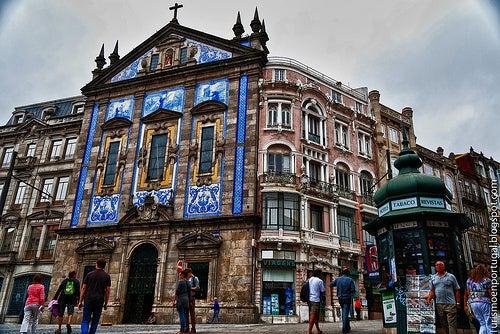 Estación de Porto de São Bento de Oporto