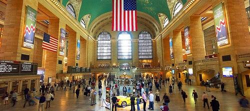 Las estaciones de tren más hermosas del mundo 1° parte
