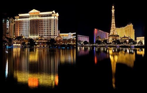 Las Vegas y sus increíbles edificios