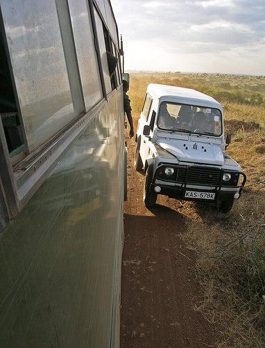 Los safaris en Kenia