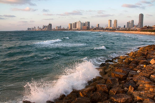 Tel Aviv, la ciudad de Israel que nunca duerme