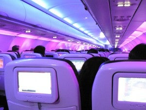 Virgin America lanza servicio a bordo para facilitar las conquistas amorosas