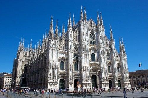 Milán: ciudad elegante