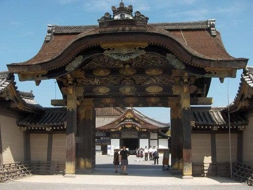El impresionante castillo Nijo en Kioto, Japón