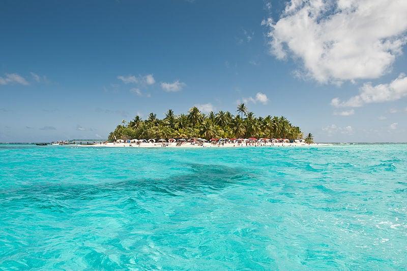 La sensacional isla San Andrés