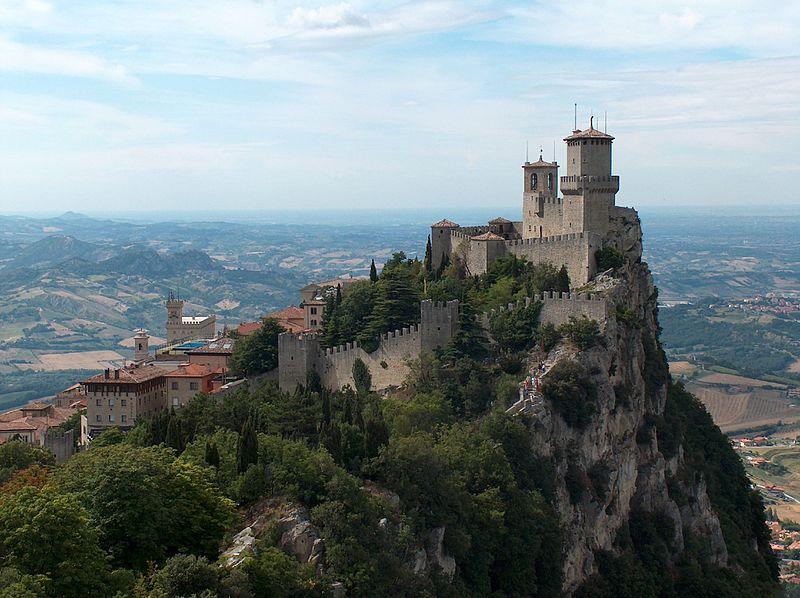 San Marino: encantador microestado europeo