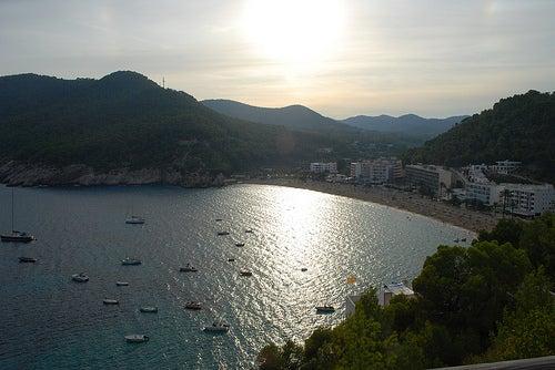 Las playas de Ibiza: oasis de tranquilidad