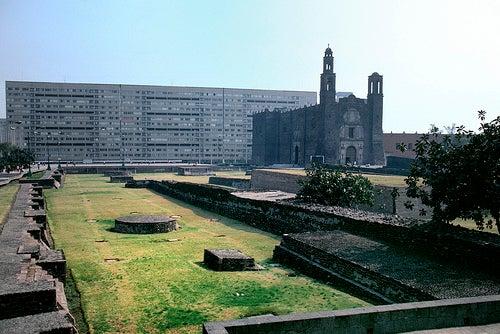 Redescubriendo la historia en la plaza de las Tres Culturas en México
