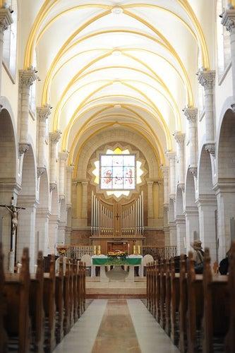 Belén, la ciudad sagrada para las grandes religiones y en el medio de un conflicto bélico