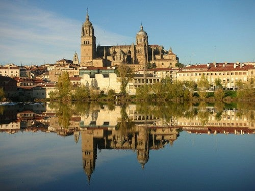 Viaje a Salamanca, en el V Centenario de la catedral Nueva