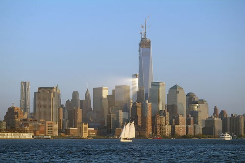 El One World Trade Center de Nueva York