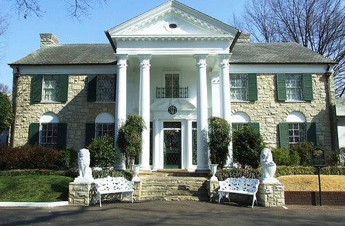 Graceland, la casa de Elvis Presley
