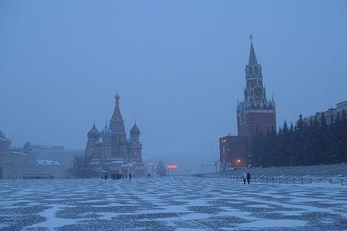 Nos vamos a Moscú, comencemos por La Plaza Roja