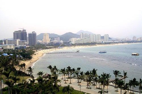 La provincia de Hainan en China, el Hawái del Oriente