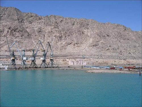 Lago del Mar Caspio
