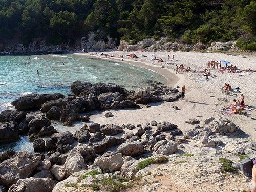 Playa Escorxada