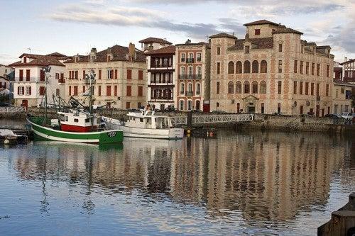 Vacaciones en San Juan de Luz, Francia