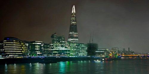 The Shard el rascacielo más alto de Europa