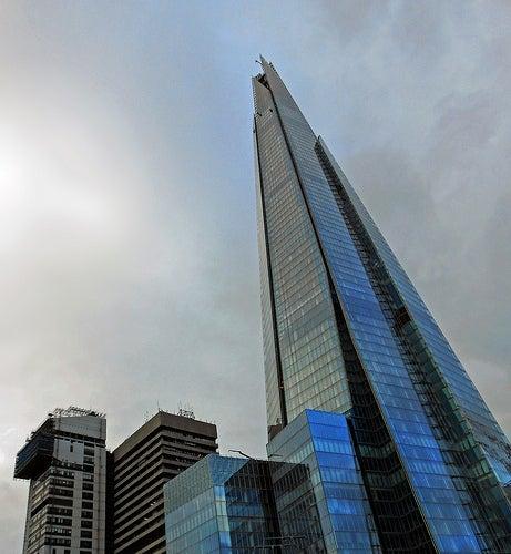 Desde febrero de 2013 Londres cuenta con el rascacielo más alto de Europa, The Shard