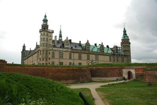 Visitar Elsinor, el castillo del príncipe Hamlet