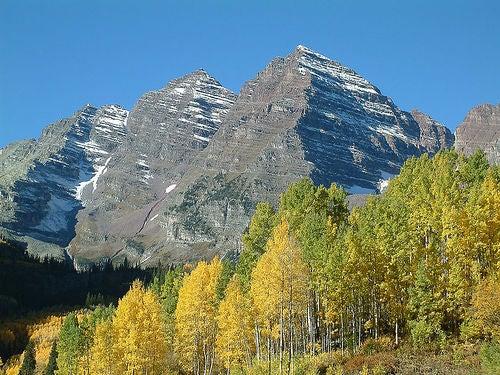 Vacaciones en Aspen, Colorado: montañismo y deportes de invierno