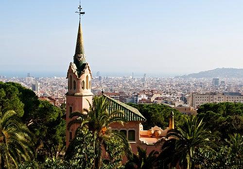 Visita a la Casa Museo Gaudí en Barcelona