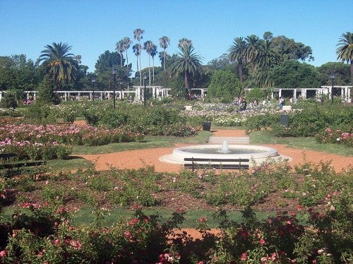 5 hermosos parques de Buenos Aires