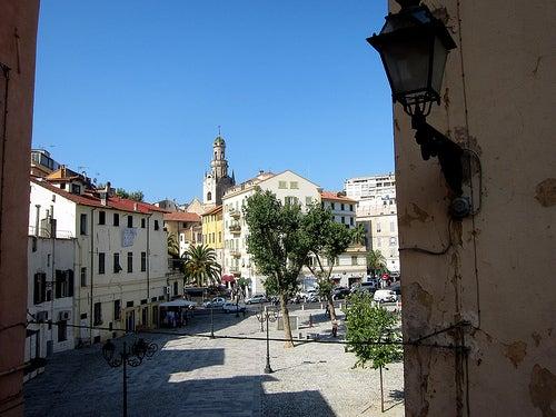 San Remo, una ciudad de postal