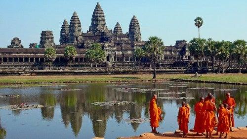 Angkor Wat, Camboya: la estructura religiosa más grande del mundo
