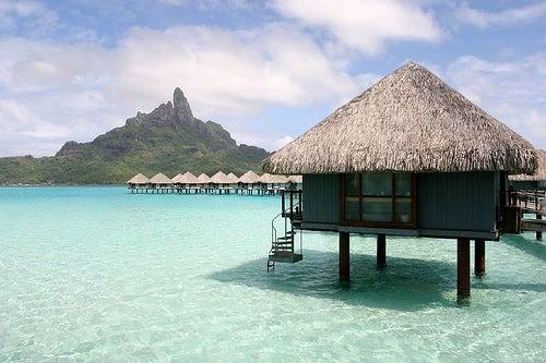 Bora Bora como destino turístico de primer nivel