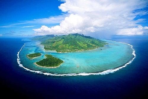Bora Bora, el paraíso está en la Polinesia Francesa