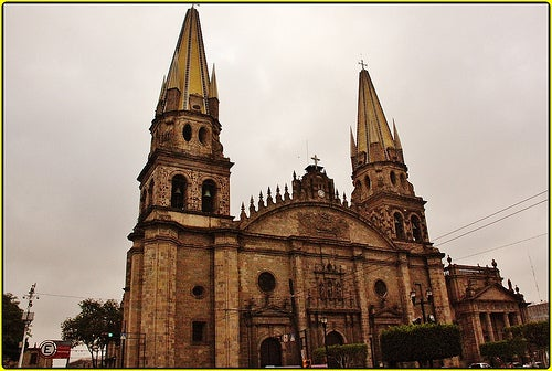 La Catedral Basílica de la Asunción de María Santísima, símbolo de Guadalajara