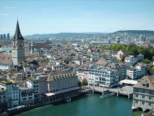 La exquisita ciudad de Zurich, mucho más que una capital financiera